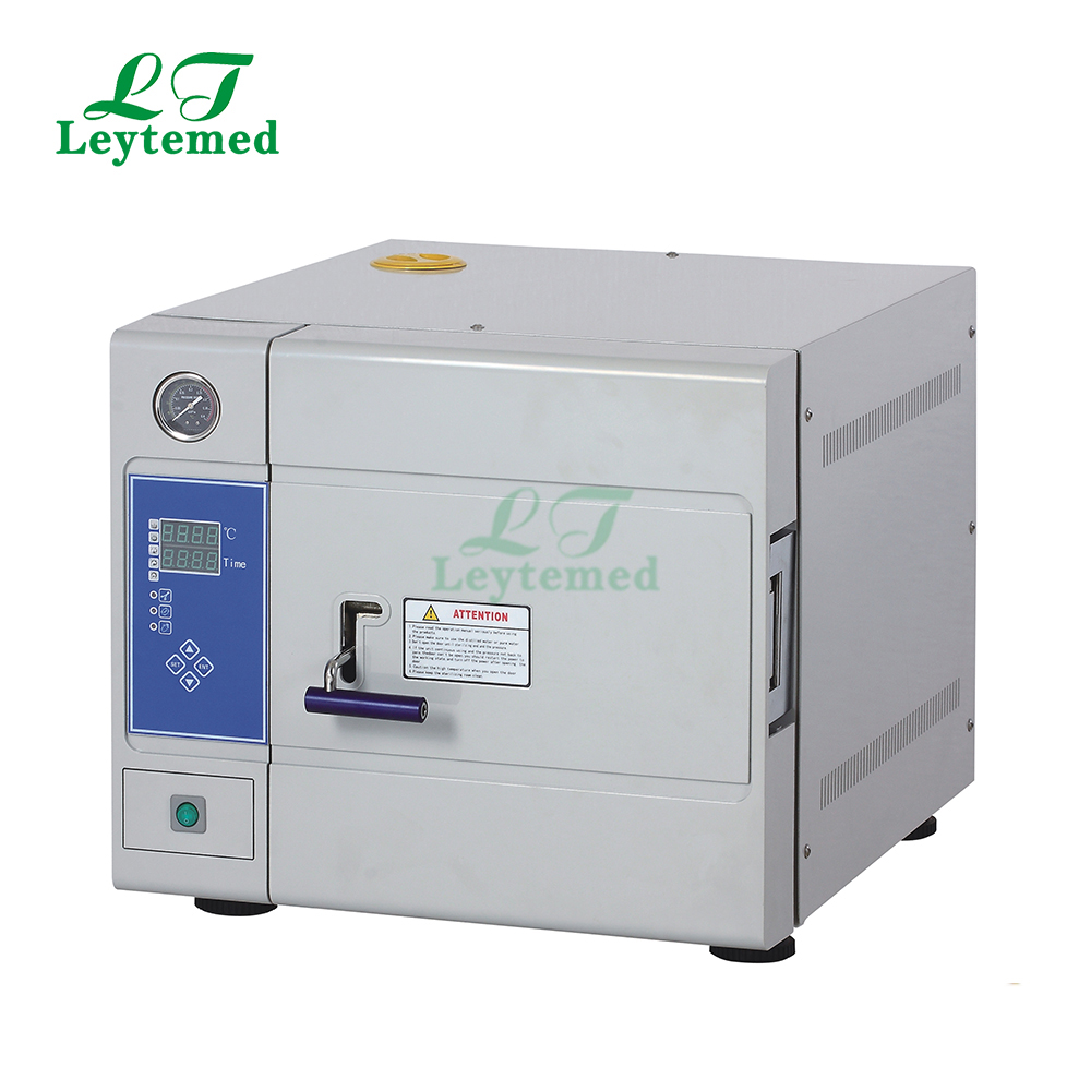 LT-XD35D Fully automatic microcomputer type Table top steam sterilizer