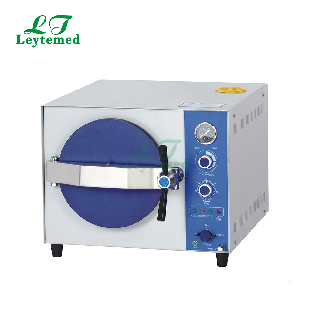 LT-BX20J table top portable autoclave pressure steam sterilizer