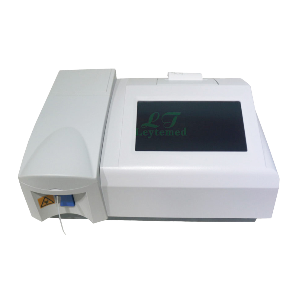 LTCC02 Semi auto blood chemistry analyzer machine