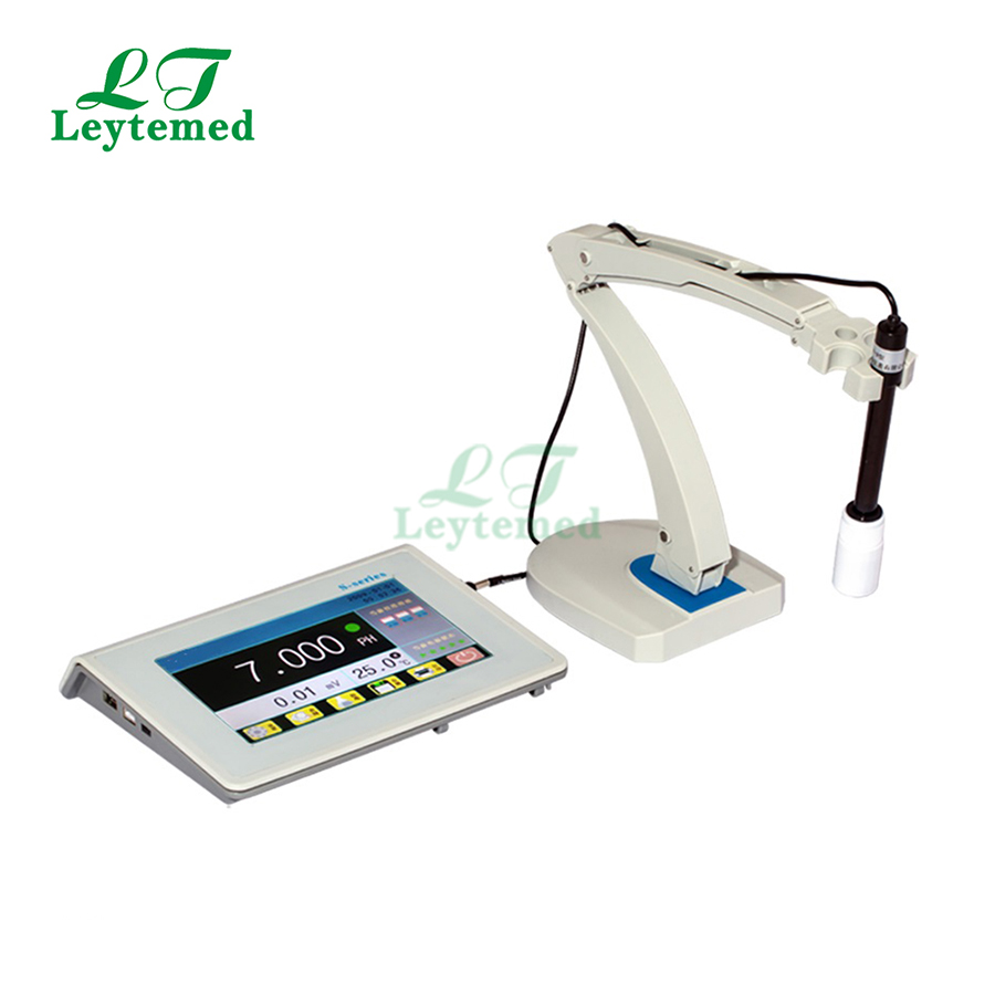 LTLH06 Touch Screen Benchtop PH meter &Conductivity Meter