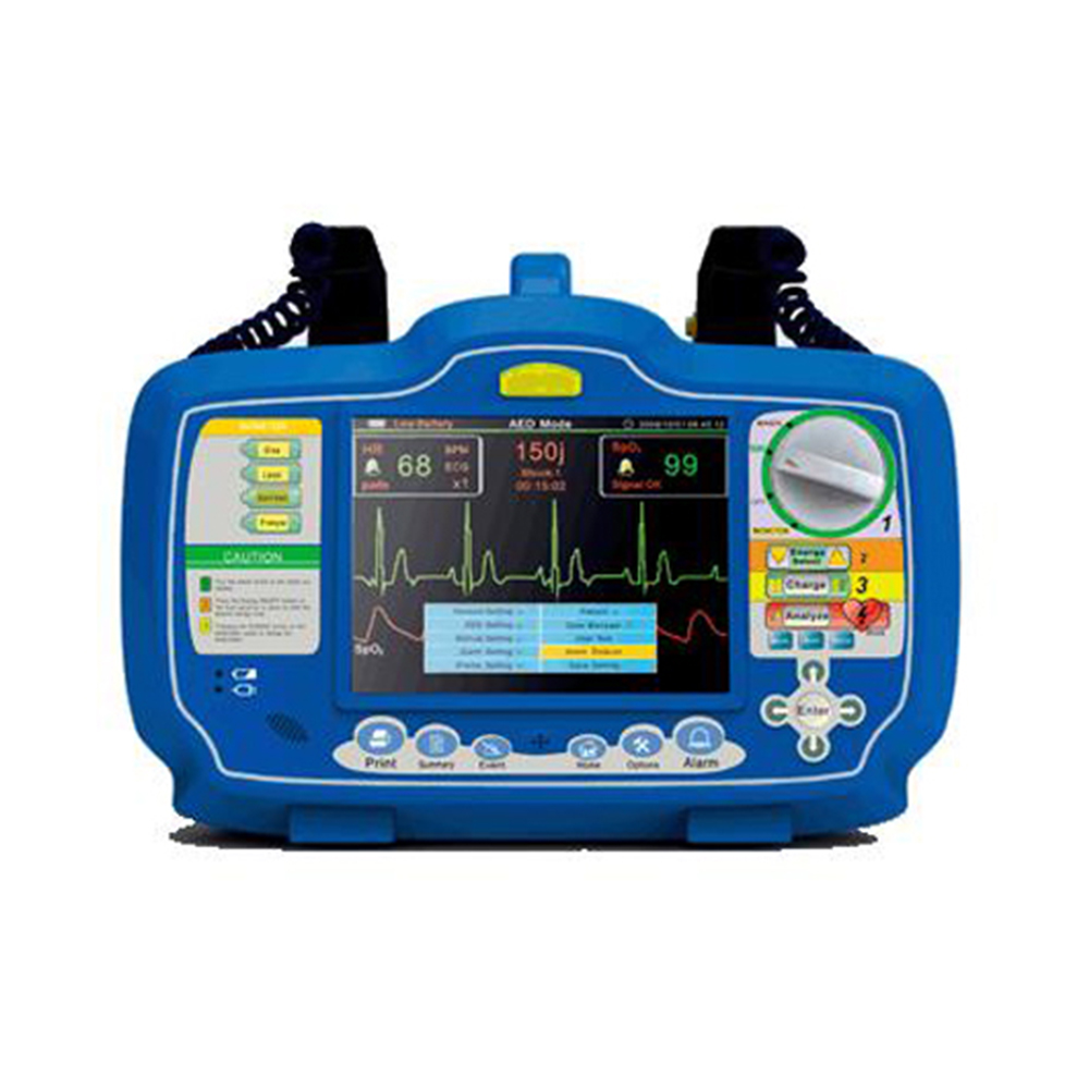 LTDM7000 Biphasic AED Defibrillator with Monitor
