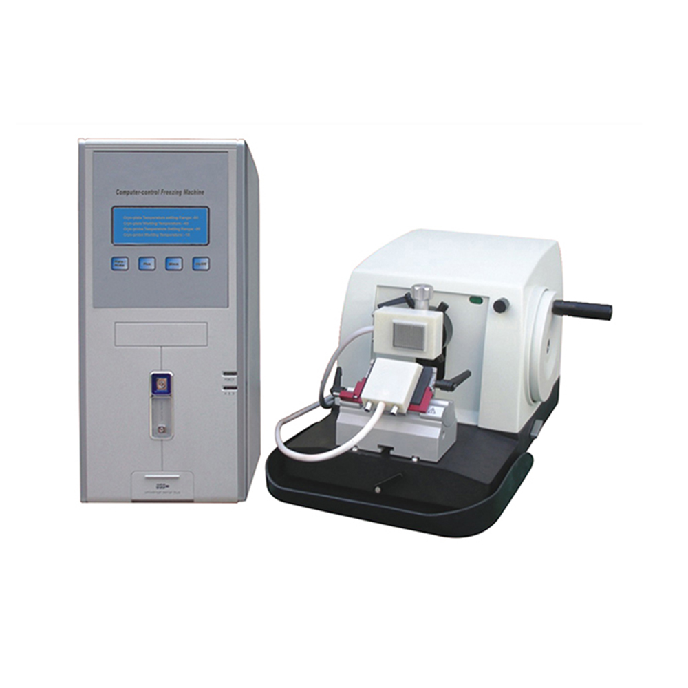 LTPM08 Semi-automatic Microtome+Fast Freezing machine