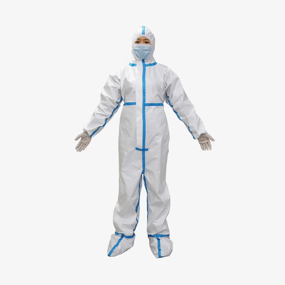 COVID-19 Disposable Protective coveralls