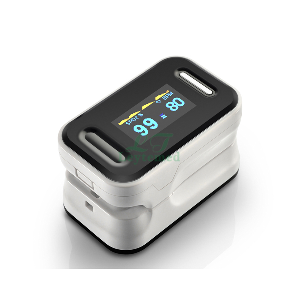 LTSR08 OLED Display Finger Pulse Oximeter